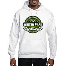 Winter Park Olive Hoodie