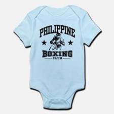 Philippine Boxing Infant Bodysuit