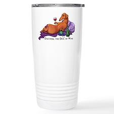 Whine & Spirits Dacchus Travel Mug