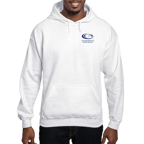 'Geographical Association' Hooded Sweatshirt