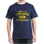 Displaced Pittsburgher Dark T-Shirt