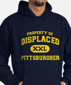 Displaced Pittsburgher Hoodie