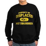 Displaced Pittsburgher Sweatshirt (dark)