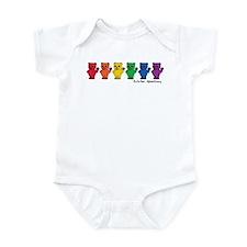B is for Bear Infant Bodysuit