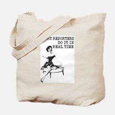 Court Reporter Swag! Tote Bag