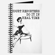 Court Reporter Swag! Journal