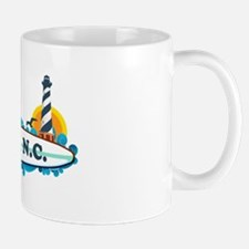 Duck NC - Surf Design Mug