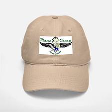 PCDU Flight School Baseball Baseball Cap