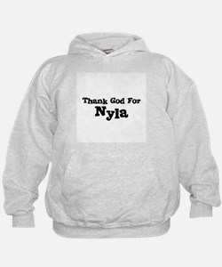 Thank God For Nyla Hoodie
