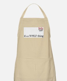 It's a WOLF thing Apron