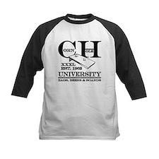 Cornhole University - Bags, B Tee