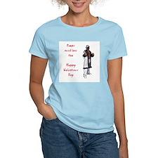 Pimps & Whores Women's Pink T-Shirt