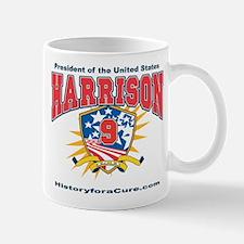 President William Henry Harrison Mug