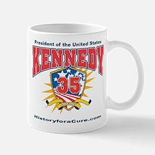 President John F Kennedy Mug