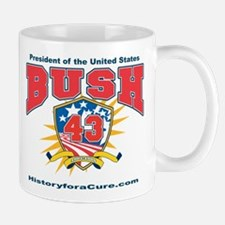 President George W Bush Mug