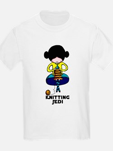 Knitting Jedi T-Shirt