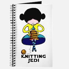 Knitting Jedi Journal
