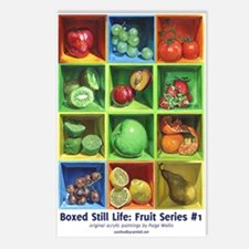 BSL: Fruit Series #1 Postcards (Package of 8)