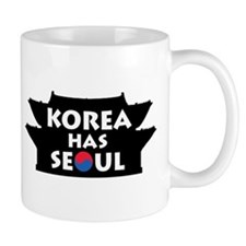 Korea Has Seoul Mug