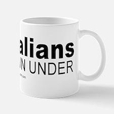 Australians do it down under -  Mug