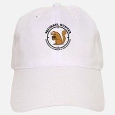 Squirrel Hunter Baseball Baseball Cap