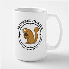 Squirrel Hunter Mug