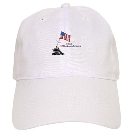 God forgive America Cap