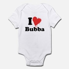 I heart bubba Infant Bodysuit