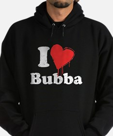 I heart bubba Hoody