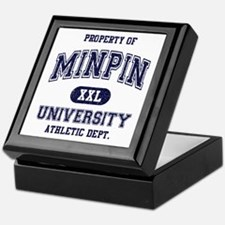 Min Pin University Keepsake Box