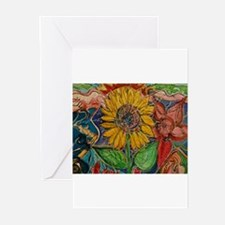 Eyes of a Flower Greeting Cards (Pk of 20)