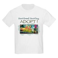 Kids' T-Shirt - Lovebird