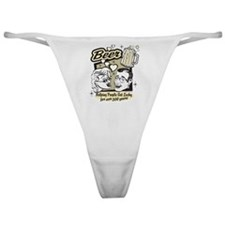 Bowling - Beer Classic Thong