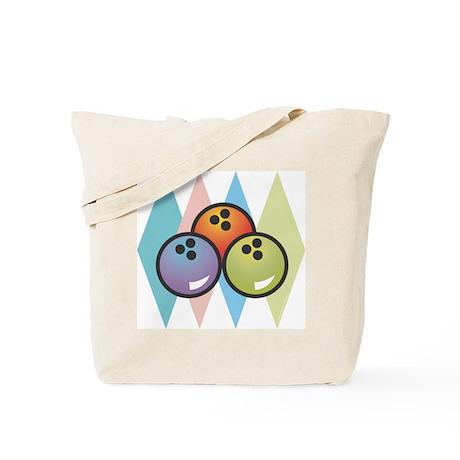 Bowling - Vintage Tote Bag