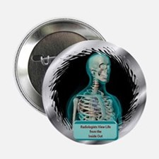 """Radiologists 2.25"""" Button"""