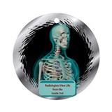 Xray doctor Round Ornaments