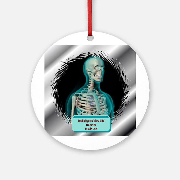Radiologists Ornament (Round)