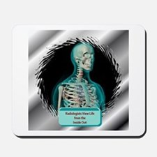 Radiologists Mousepad