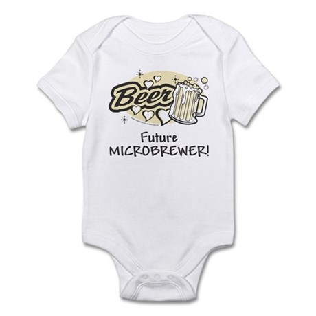 Bowling - Future Microbrewer Infant Bodysuit