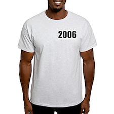 Big Pimpin' in 2006 Ash Grey T-Shirt