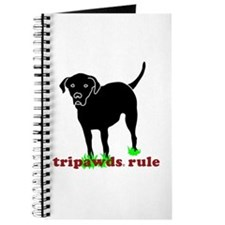 Tripawds Rule Rear Leg Lab Journal