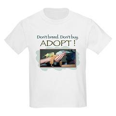Kids' T-Shirt - Budgerigar