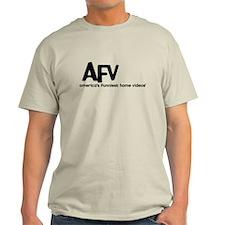 AFV Title Light T-Shirt
