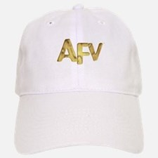 AFV Gold Baseball Baseball Cap
