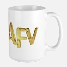 AFV Gold Large Mug