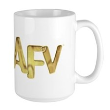 AFV Gold Mug
