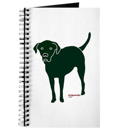 Tripawds Rear Leg Black Lab Journal
