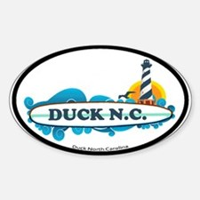 Duck NC - Surf Design Decal