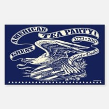 Great American Tea Party Decal