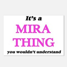 It's a Mira thing, yo Postcards (Package of 8)